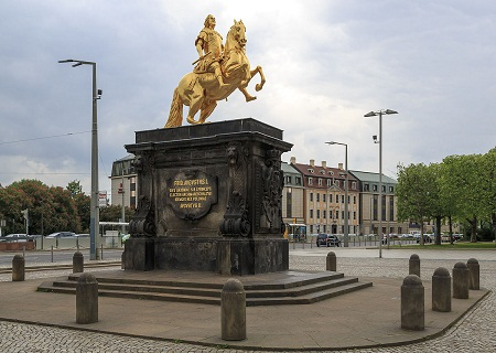 Dresden_Germany_Golden-Rider-04